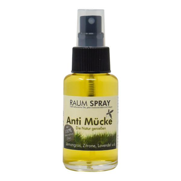 anti-muecke - die natur genießen raumspray
