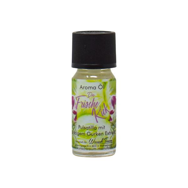Frische Kick - Pulsatilla mit spritzigem Gurken Extrakt Aromaöl