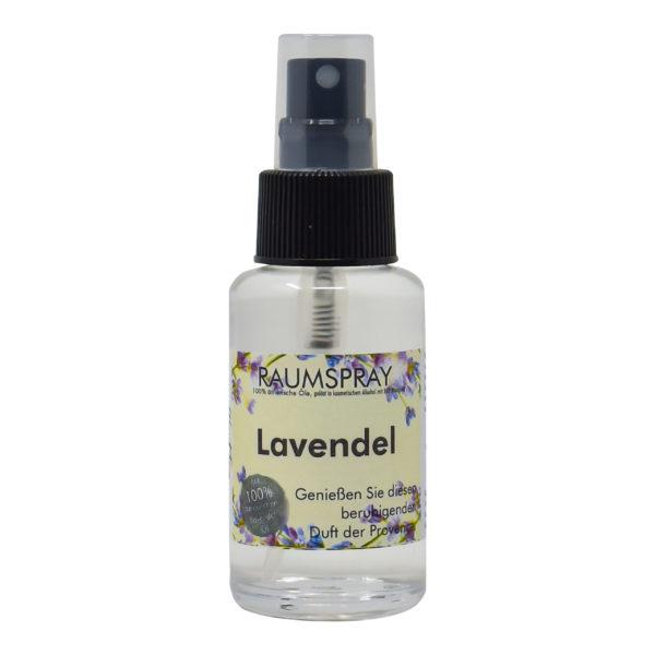 Lavendel - Genießen sie diesen beruhigenden Duft Raumspray