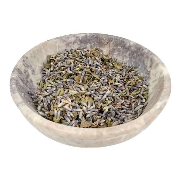 Lavendel & Zitronenmelisse - Räucherkräuter