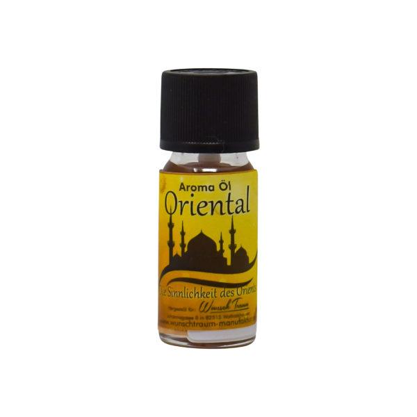 Oriental - Die Sinnlichkeit des Orients Aromaöl