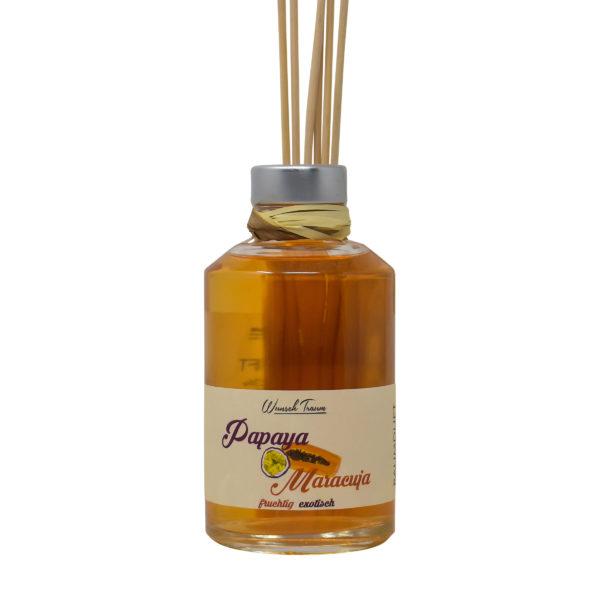 Papaya - Maracuja - fruchtig, exotisch raumduft-flasche-200ml
