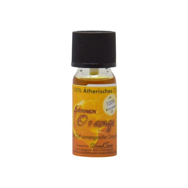 Sonnen Orange - Der Duft sonnengereifter Orangen Aromaöl