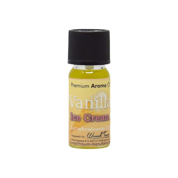 Vanilla Ice Cream - Zart schmelzender Duft Aromaöl