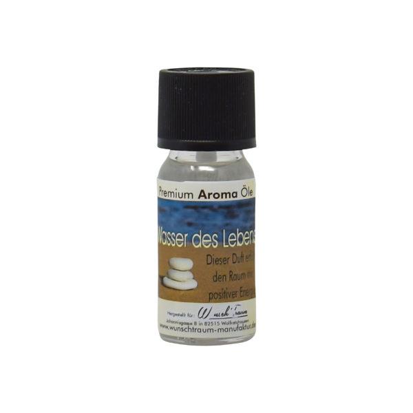 Wasser des Lebens - Eine frische Note erfüllt den Raum mit positiver Energie Aromaöl