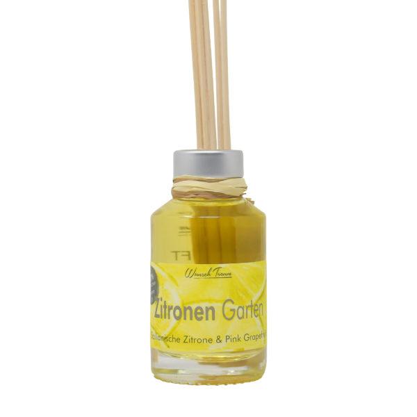 Zitronen Garten - Spritzig & frisch raumduft-flasche-100ml
