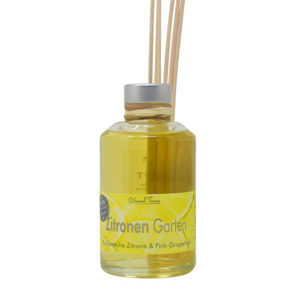Zitronen Garten - Spritzig & frisch raumduft-flasche-200ml